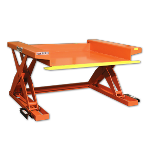 XZ Series Floor Height Lifts