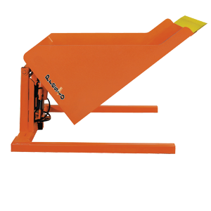 ZRT Series Floor Level Container Tilters