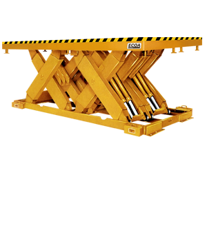 MLTQD Series Double Wide/Double Long Scissor Lifts