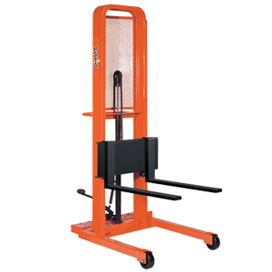 M100-M400 Series Manual Lift Stackers