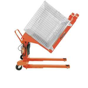PT/PTS Series Portable Container Tilters