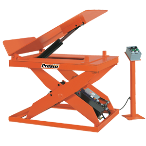 Hydraulic Scissor Lift & Tilt Table
