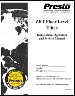ZRT Floor Level Tilters